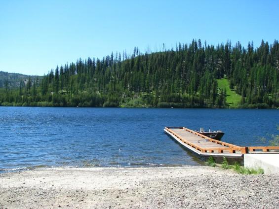 Olive Lake NE Oregon